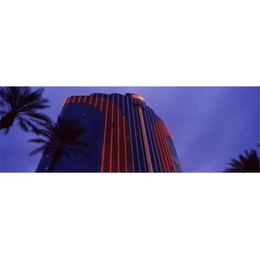 Low angle view of a hotel Rio All Suite Hotel And Casino The Strip Las Vegas Nevada USA Poster Print by - 36 x 12