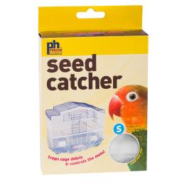 Prevue hendryx mesh seed catcher - assorted colors - 26 to 52 bph820