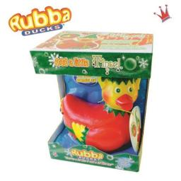 Rubba Ducks RD00152 Tinsel Seasonal Gift Box