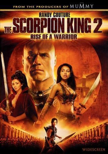 The Scorpion King 2: Rise of a Warrior Movie Poster Print (27 x 40) TO7VKZNSVX9EGIUR