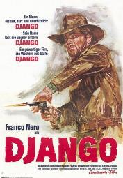 Django Movie Poster (11 x 17) MOV206324