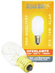Aloha Bay - Lamp Replacement Bulb 15 Watts/120 Volts Clear