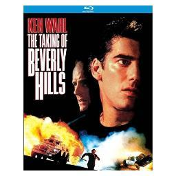Taking of beverly hills (blu-ray/1991/ws 1.85) BRK21752