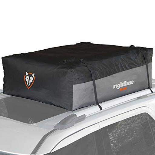 Cargo Bag Sport 3 For Roof Top Carrier 48 Inch Length X 40 Inch Width X 14 To 19 Inch Height 18 Cubic Foot Capacity