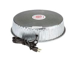 Little Giant Hb125 Electric Fount Heater Base Metal