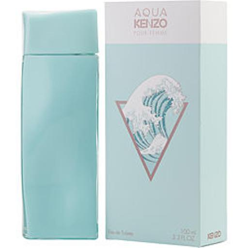 KENZO AQUA by Kenzo EDT SPRAY 3.3 OZ For WOMEN KENZO AQUA by Kenzo EDT SPRAY 3.3 OZ For WOMEN ships fast from USA and 100% authentic