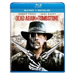 Dead again in tombstone (blu ray w/digital hd) BR63187253