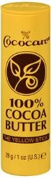 Cococare 100% Cocoa Butter Stick - 1 Oz, Pack Of 4