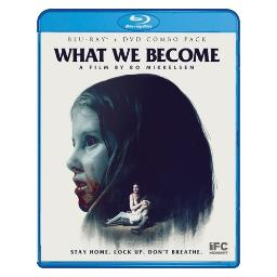 What we become (blu ray/dvd combo) (ws/1.85:1/2discs) BRSF17022