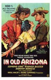 in Old Arizona Movie Poster (11 x 17) MOV200132