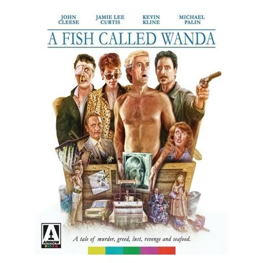 Fish called wanda (blu-ray) 1300066