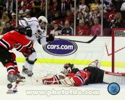Anze Kopitar Game Winning Overtime Goal Game 1 of the 2012 NHL Stanley Cup Finals Sports Photo PFSAAOX17201