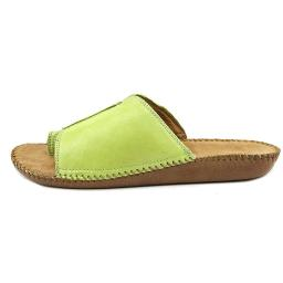 Auditions Sprint Women's Sandal, Lime, Size 6.5