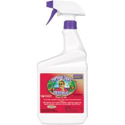 BONIDE PRODUCTS 250 Ready-to-Use Captain Jack Insect Spray, 32 Fl Oz