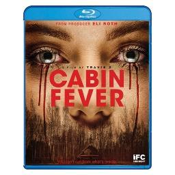 Cabin fever (blu ray) (ws) BRSF16792