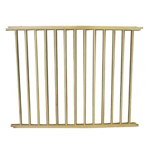 Cardinal Gates Vg40-Wd Wood Cardinal Gates Versagate Hardware Mounted Pet Gate Extension Wood 40 X 30.5