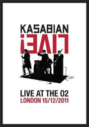 Kasabian-live at the 02 (dvd/cd combo)