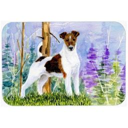 Carolines Treasures SS8640LCB Jack Russell Terrier Glass Cutting Board, Large SS8640LCB
