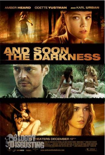 And Soon the Darkness Movie Poster (11 x 17) AAQSJSSMQKA6URV0