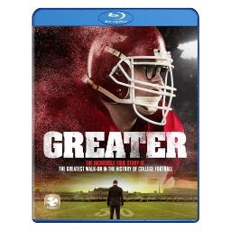 Greater (blu-ray) BR01783