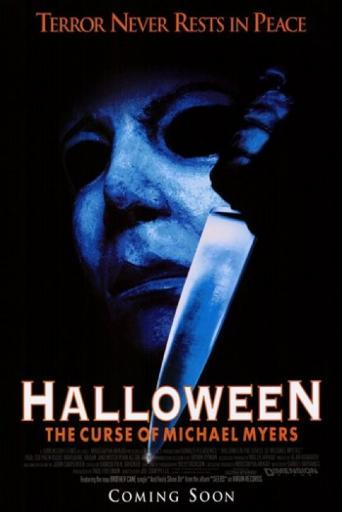 Halloween 6 the Curse of Michael Myers Movie Poster (11 x 17) ZU2VFDWUGANG6XV8