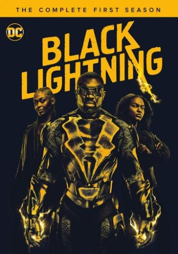 Black lightning-season 1 (dvd/3 disc)