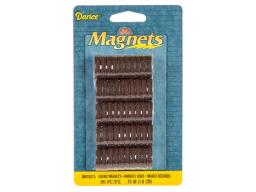 Darmm10075 darice magnets round 3 4 high energy 50pc