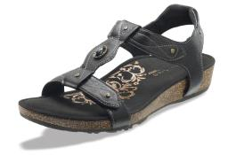 Aetrex Womens sc lori Open Toe Casual Ankle Strap Sandals