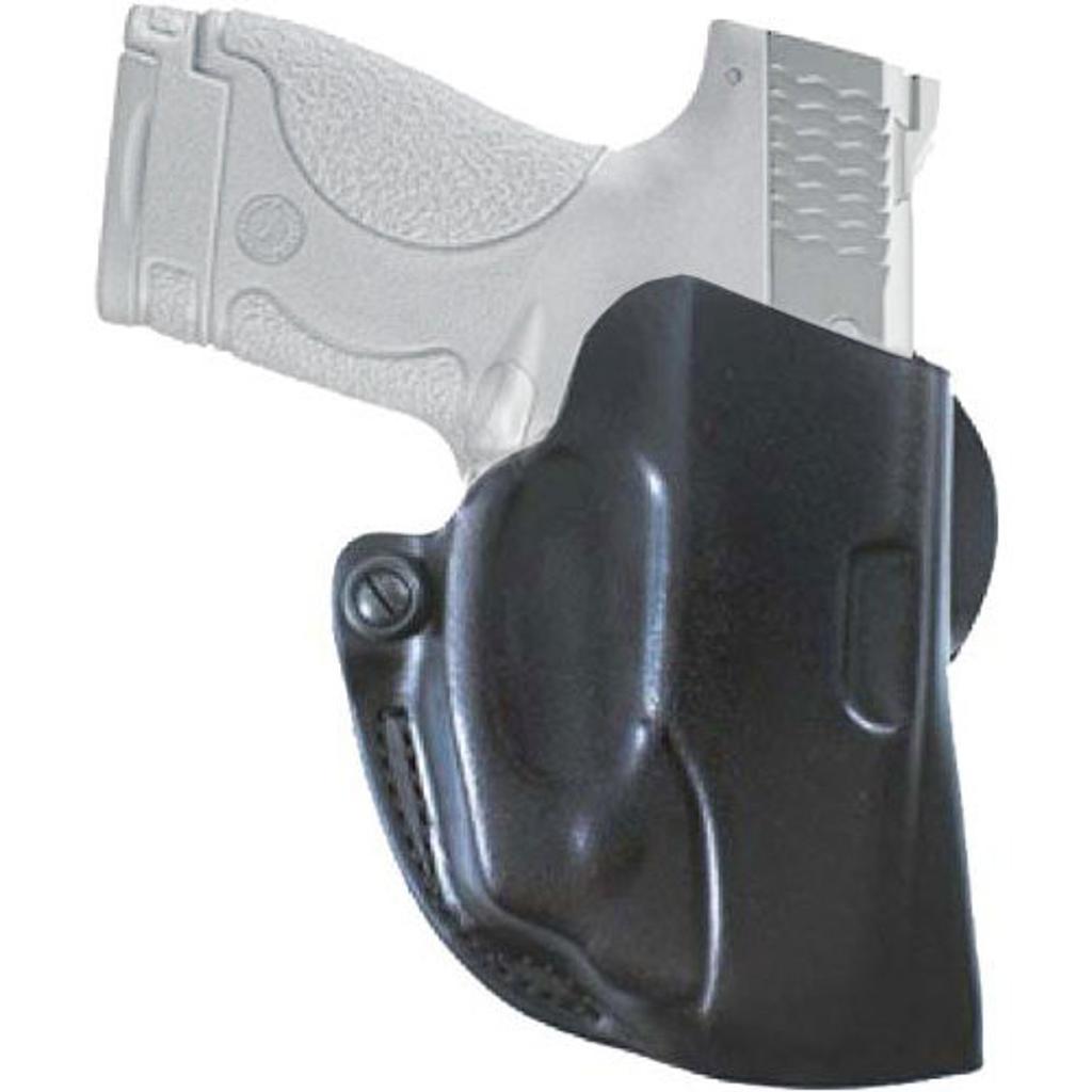 Viridian 9500056 desantis holster by viridian mini scabbard w/ecr s&w shield