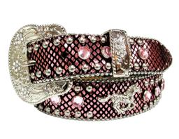 angel-ranch-western-belt-girls-kid-snake-horse-concho-bling-pink-a1909-5d4z84qerorghf9h