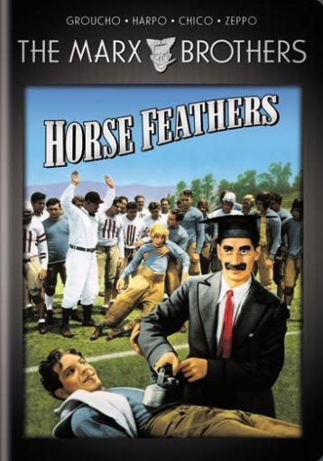 Marx brothers-horse feathers (dvd) (ff/eng sdh/fren/span) SIRQIMBHBGJWLVNF