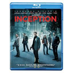 Inception (blu-ray/re-pkgd) BR584510