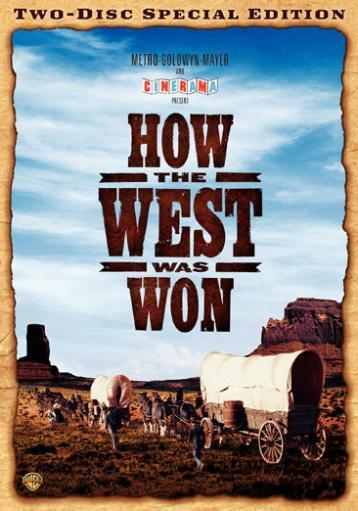 How the west was won (dvd/special edition/3 disc) 0IMLMQU4VUZI1G3W