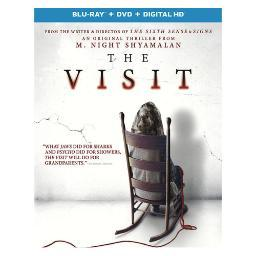 Visit (blu ray/dvd w/digital hd w/ultraviolet) BR61168954
