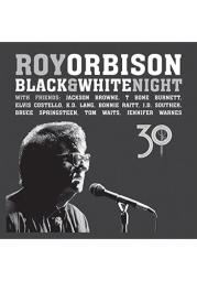 Orbison roy-black & white night 30th anniv ed (cd/dvd/2017)