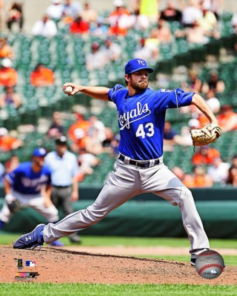 Aaron Crow 2011 Action Photo Print
