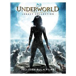 Underworld-legacy collection (blu ray/4 disc) BR40217