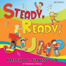Kimbo educational steady ready jump 9309cd