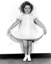Curly Top Shirley Temple 1935 Tm And Copyright 20Th Century Fox Film Corp. All Rights Reserved. EVCMBDCUTOEC003HLARGE