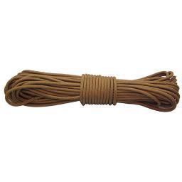 RED ROCK GEAR 351HCOY RED ROCK 550 PARACHUTE CORD 100 FEET COYOTE