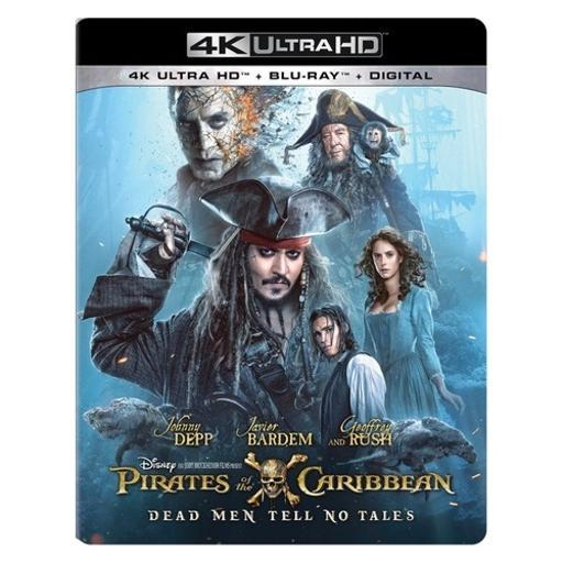 Pirates of the caribbean-dead men tell no tales (blu-ray/4k-uhd/dhd) XQCZGPULY7EWO3JJ