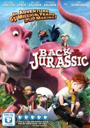 Back to the jurassic (dvd)                                    nla DME16009D