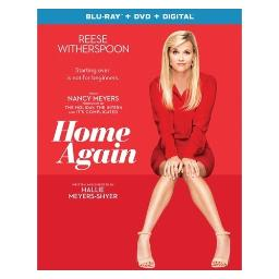 Home again (blu ray/dvd w/digital) BR55192091