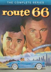 Route 66-complete series (dvd/24 discs/ff)