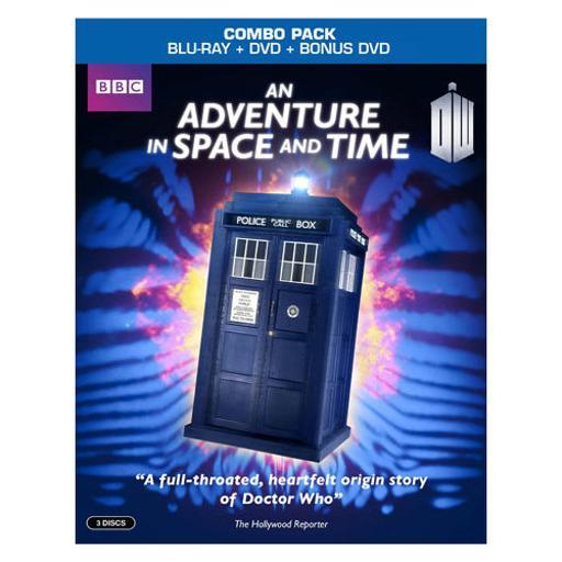 Dr who-an adventure in space & time (blu-ray/dvd/3 disc) RKLQPI4FUFBKVYB3