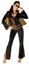 Elvis Female Costume Sm RU889203SM