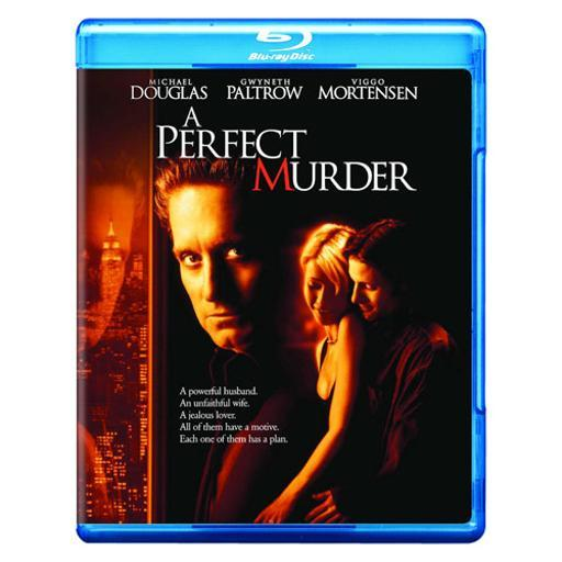 Perfect murder (blu-ray) QYVFXOE5FFD5JG1R