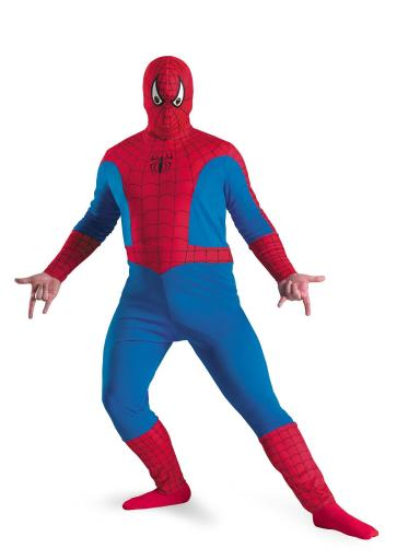 Spiderman Adult Plus 50-52 MMFMGHOVOBOUDQCA