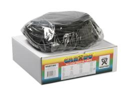 School Specialty 100 Ft. No-Latex X-Heavy Resistance Band, Black
