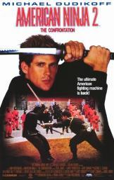 American Ninja 2 Confrontation Movie Poster (11 x 17) MOV203240